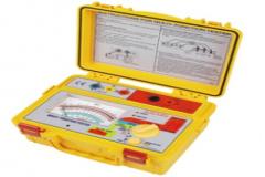 INSTRUMENTACIÓN - Medidores de Resistencia de Tierra Modelo 4167 MF - SEW